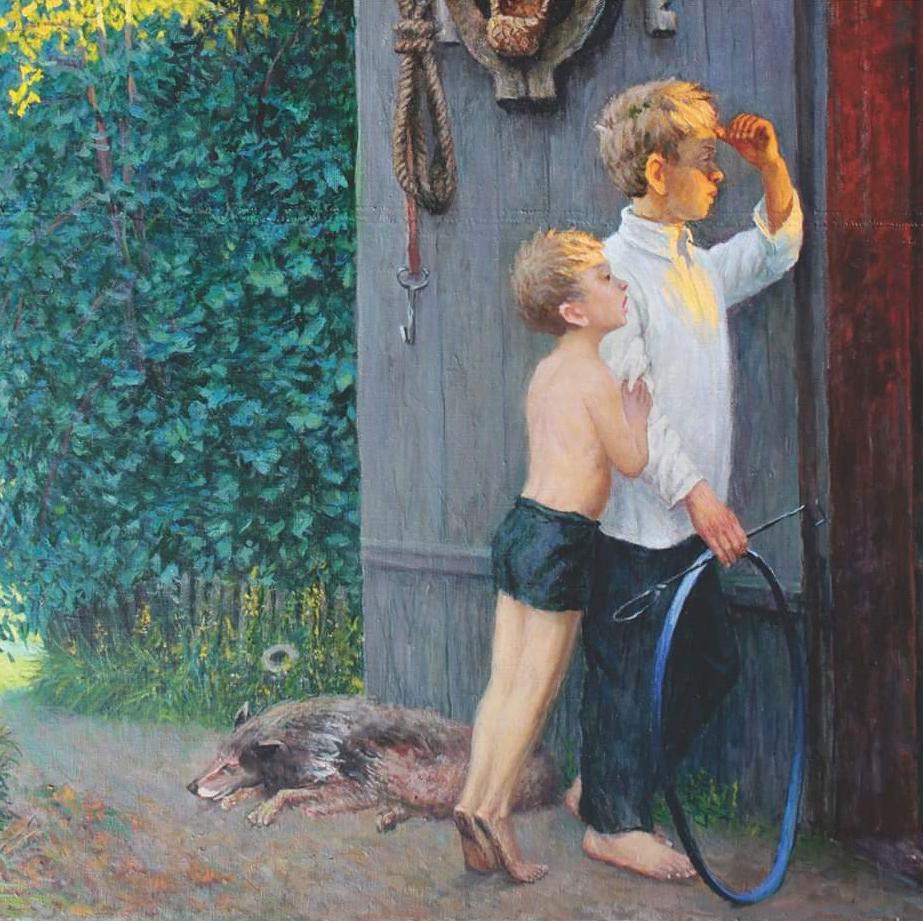 Выставка к 85-летию Народного художника РФ Анатолия Николаевича Ладнова